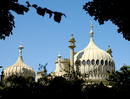 Domes of Brighton Pavillion