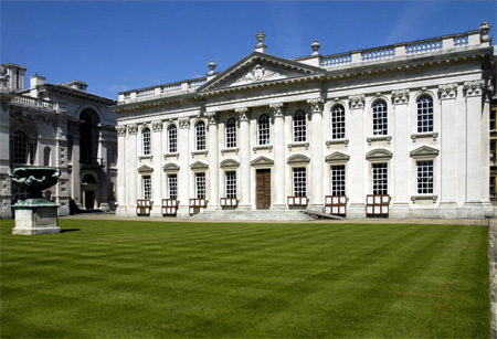 The  Senate House, Cambridge