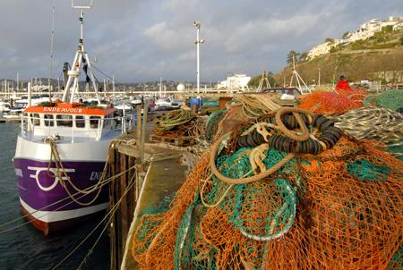 Torquay  Harbour,U.K.