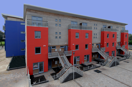 New Appartments development,Peterborough