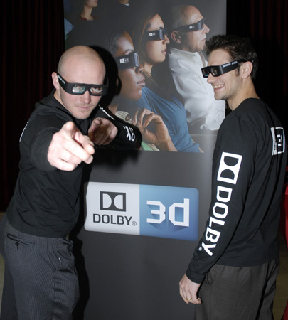 Dolby Presentation.