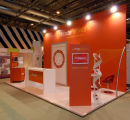 stand at Hospitality Show
