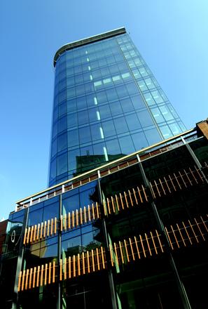 New Property in Church Street Birmingham, U.K.