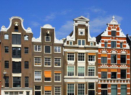 Achitecture in Amsterdam