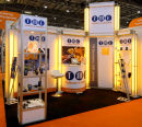 Stand at Hotelympia