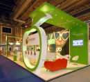 Denplan Stand. Dental Showcase