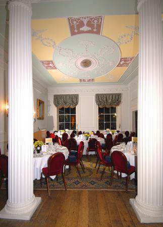 Interior  of Chandos House,London