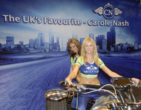 International Motorcycle Show UK