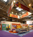 Oce stand at Sign UK