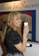 TV Celebrity Chef winner,Liz McClarnon.