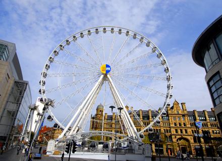 Manchester `Wheel`