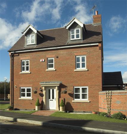 New 3 Storey house