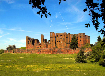 Kenilworth Castle, U.K.