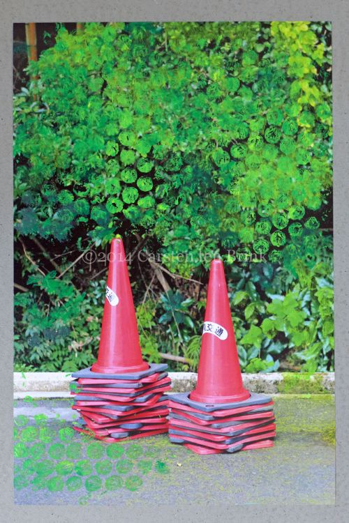 """""""Japan In Cones"""" revisited"""