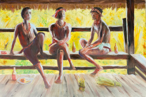 Mentawai Medicine Men II