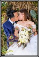Asian wedding photograph