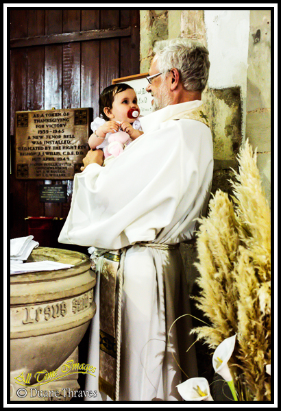 Christening Photography Leicester