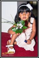 Indian bridesmaid