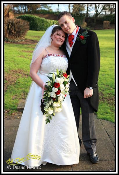 Wedding Glenfield