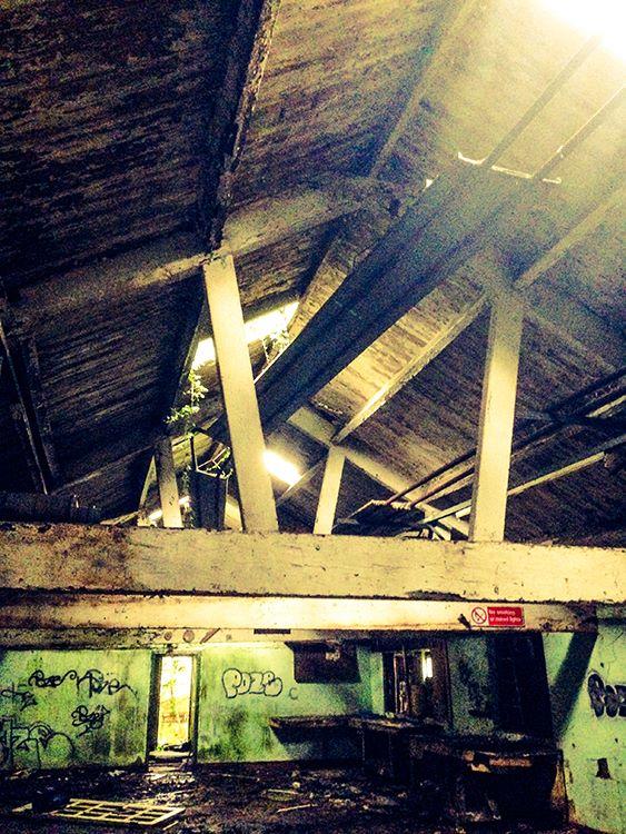 derelict building 1
