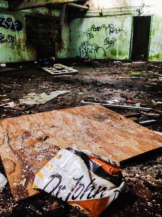 derelict building 2