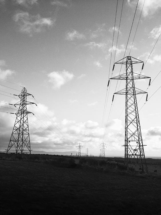 mono pylons