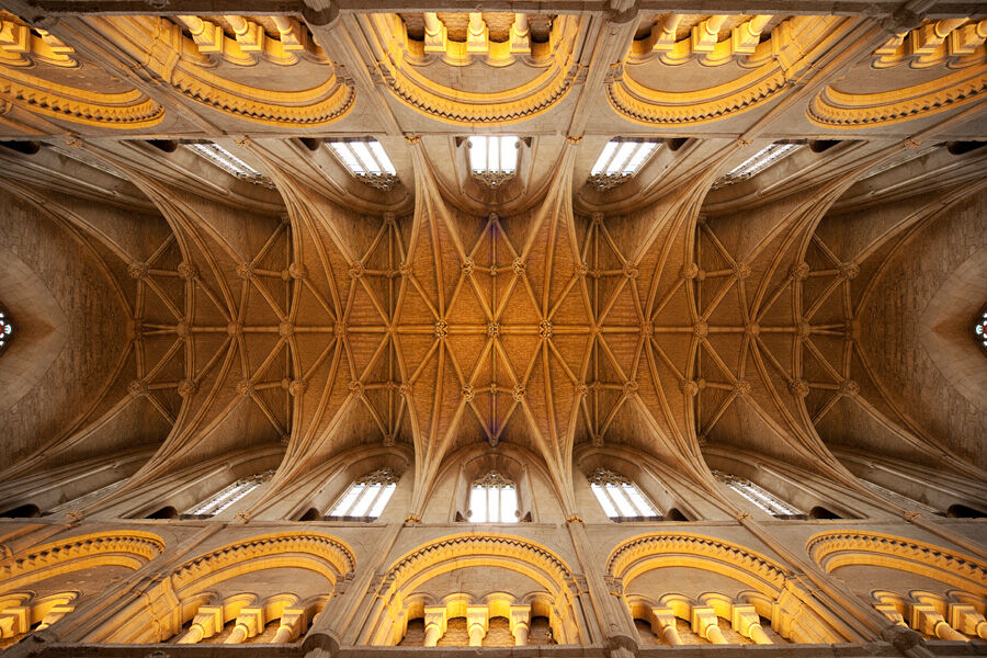 Abbey Ceiling
