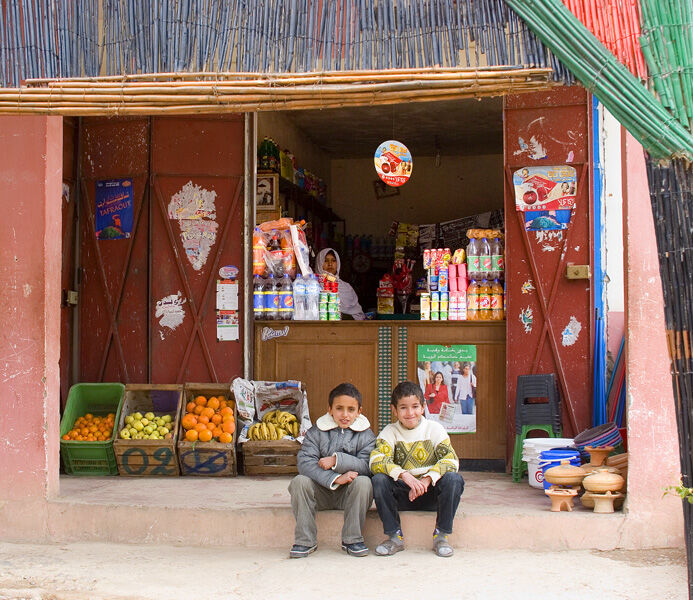 Atlas Mountains High Street Shop