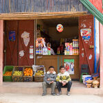 Atlas Mountains High Street Shop