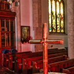 Bastion Cross in RWB Church