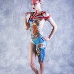 Body Paint Japan