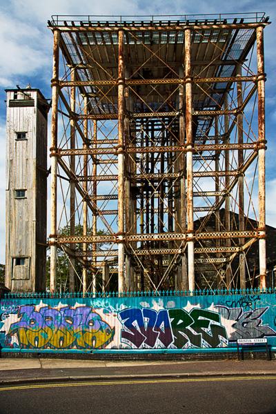 Bristol Street Water Tower
