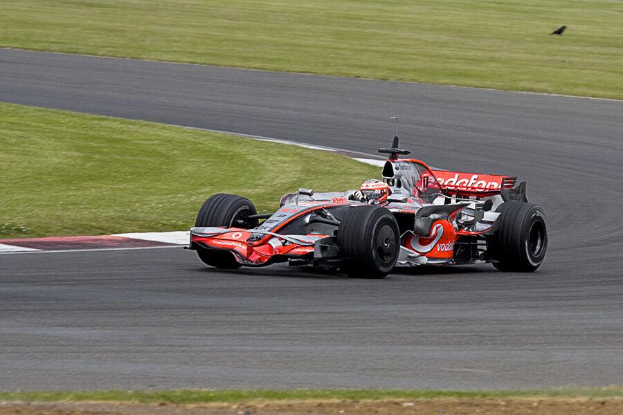 F1 2008 Heikki Kovalainen