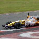 F1 2008 Nelson Piquet