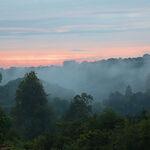 Frampton Mansell Sunset