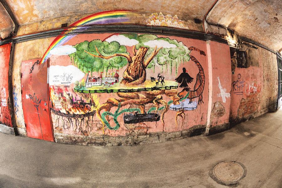 Graffiti, Russian Style