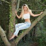 Louisa In Tree