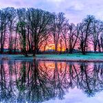Lydiard Sunrise