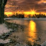 Lydiard Sunset