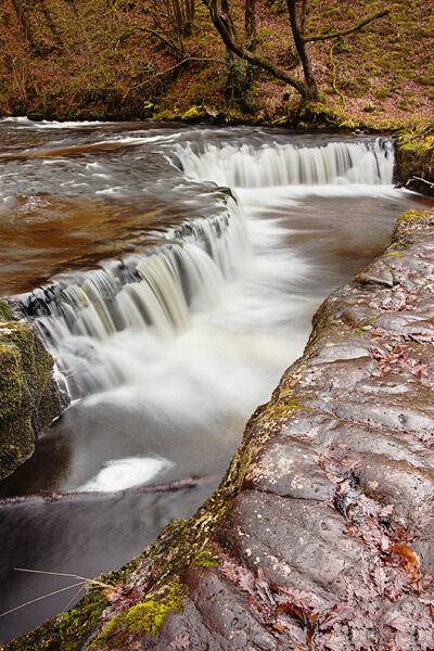 Neath - Horseshoe Falls