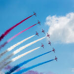 Red Arrows Or Is It