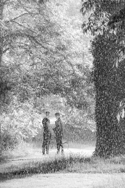 Rendezvous In The Rain