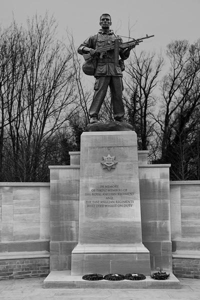 Royal Anglian Memorial