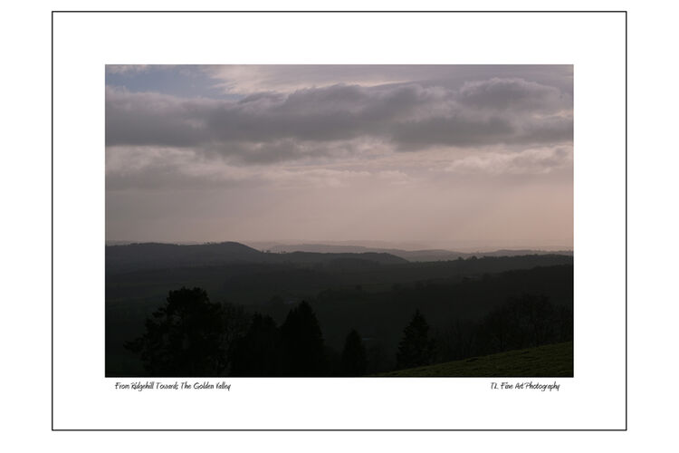 DSCF1502  From Ridgehill Towards the Golden Valley