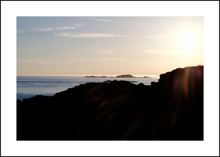 DSF6697 Pembrokeshire seascape 24x16