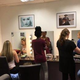 make up room Photo Studio
