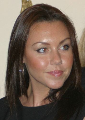 Michelle Heaton - Liberty X - 2009 Celebrity Big Brother House Mate