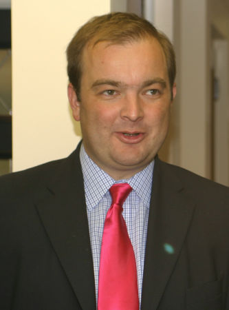 James Conservative MP