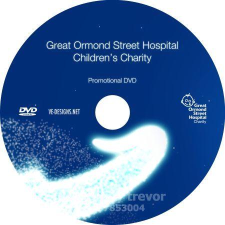 GOSH Promotional DVD Jewel
