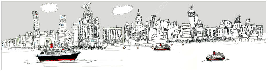 River Mersey - Liverpool